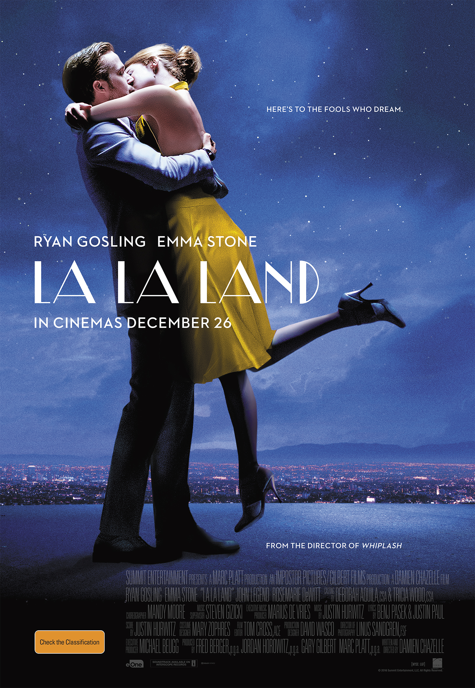 Movie Review 7 Pros And Cons Of La La Land 2016 Mesh The Movie Freak