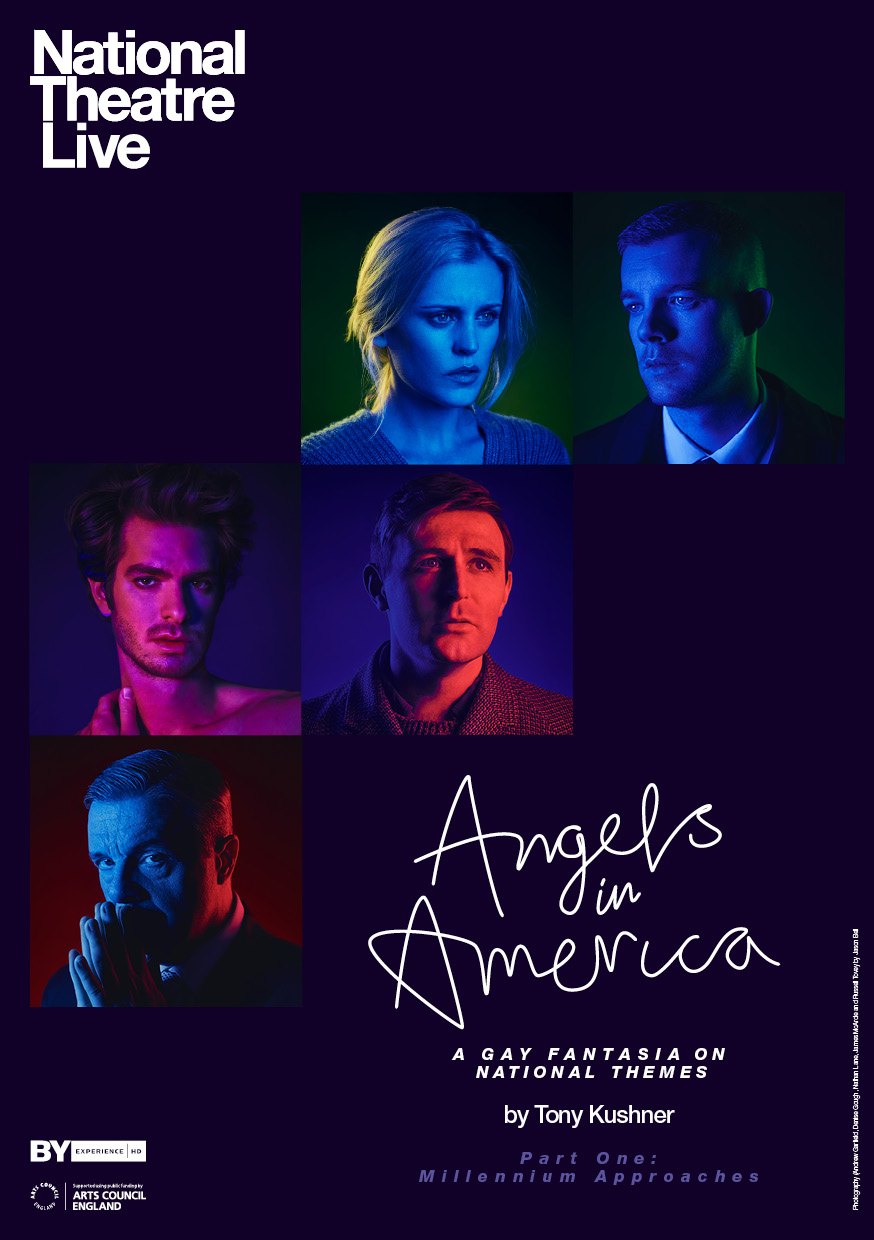 NTL: Angels in America Part One: Millenium Approaches movie poster