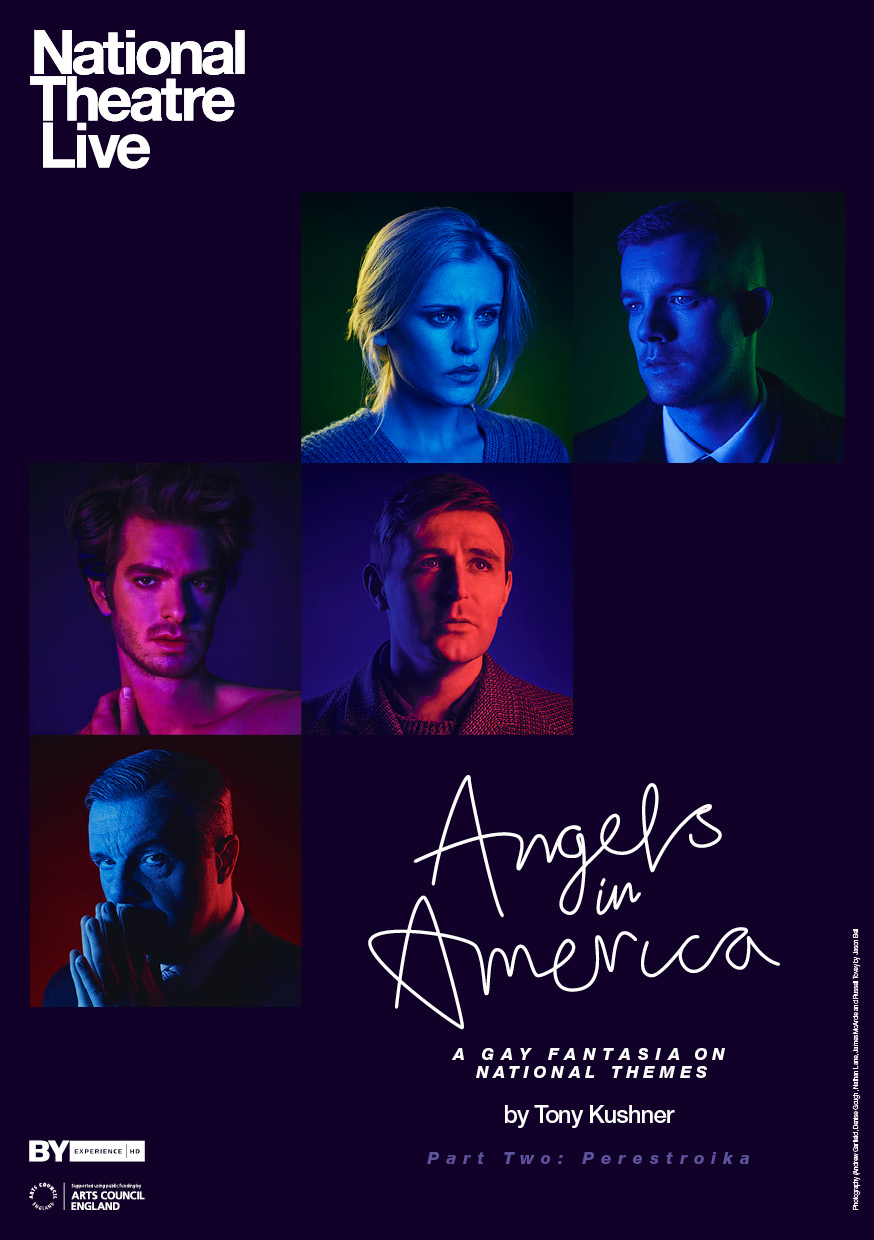 NTL: Angels in America Part Two: Perestroika movie poster