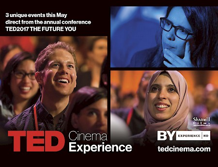 TED Cinema Experience: TED2017 Opening Night
