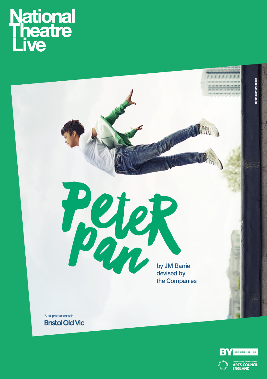 NTL: Peter Pan movie poster