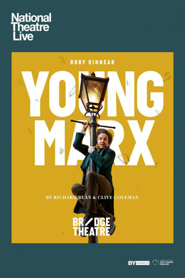 NTL: Young Marx movie poster