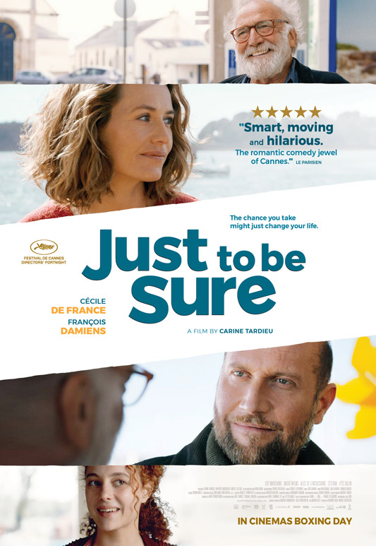 Just to be Sure movie poster