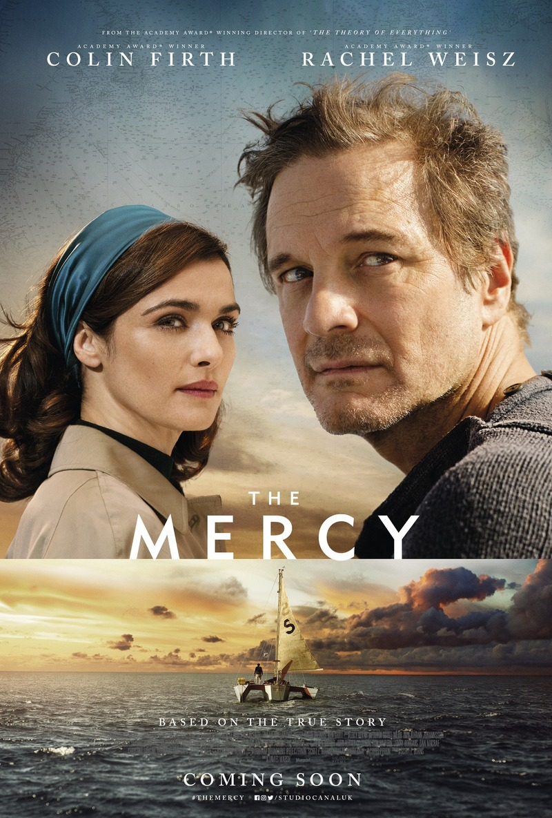 The Mercy movie poster