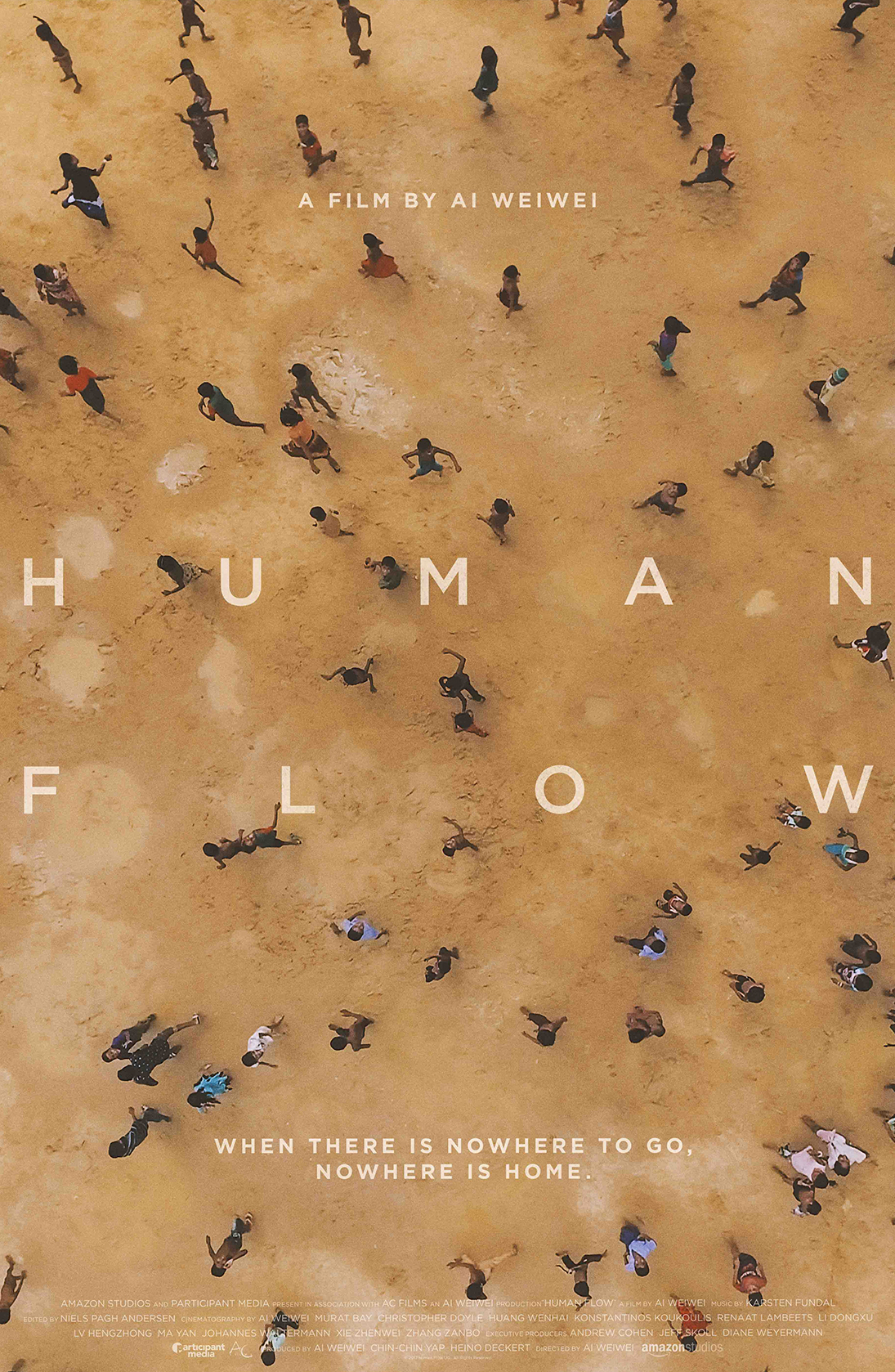 Human Flow movie poster