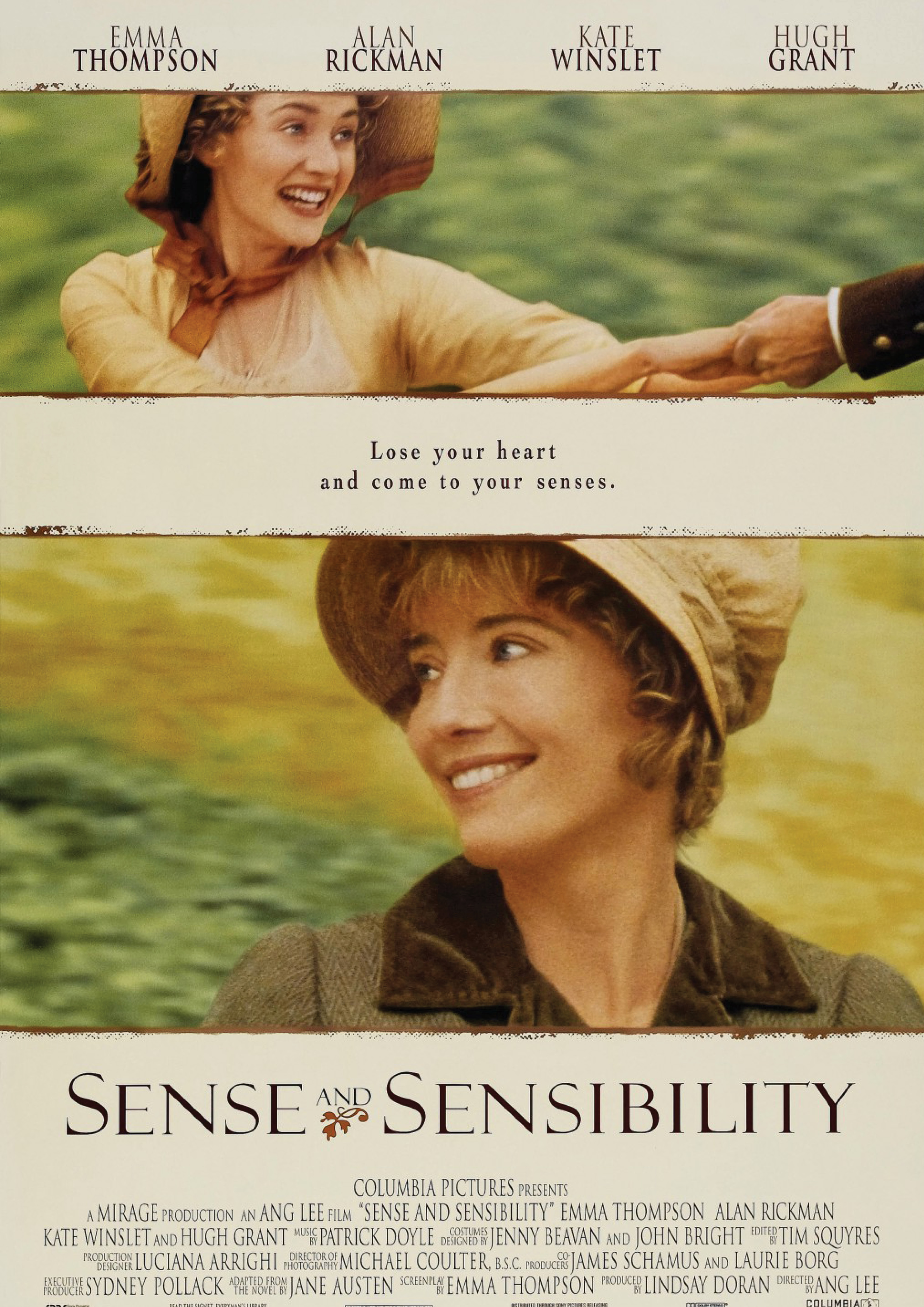 Sense and Sensibility Special Screening movie poster