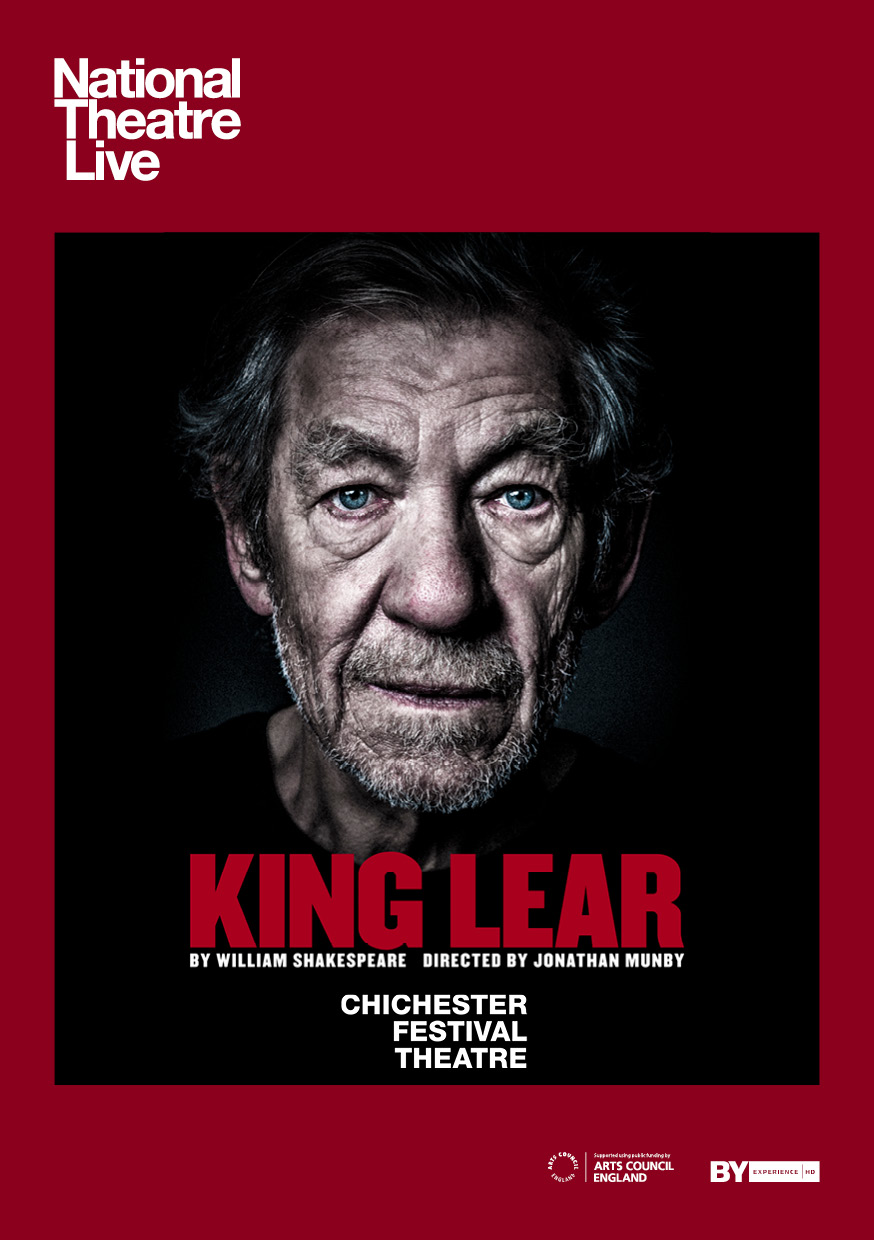 NTL: King Lear movie poster