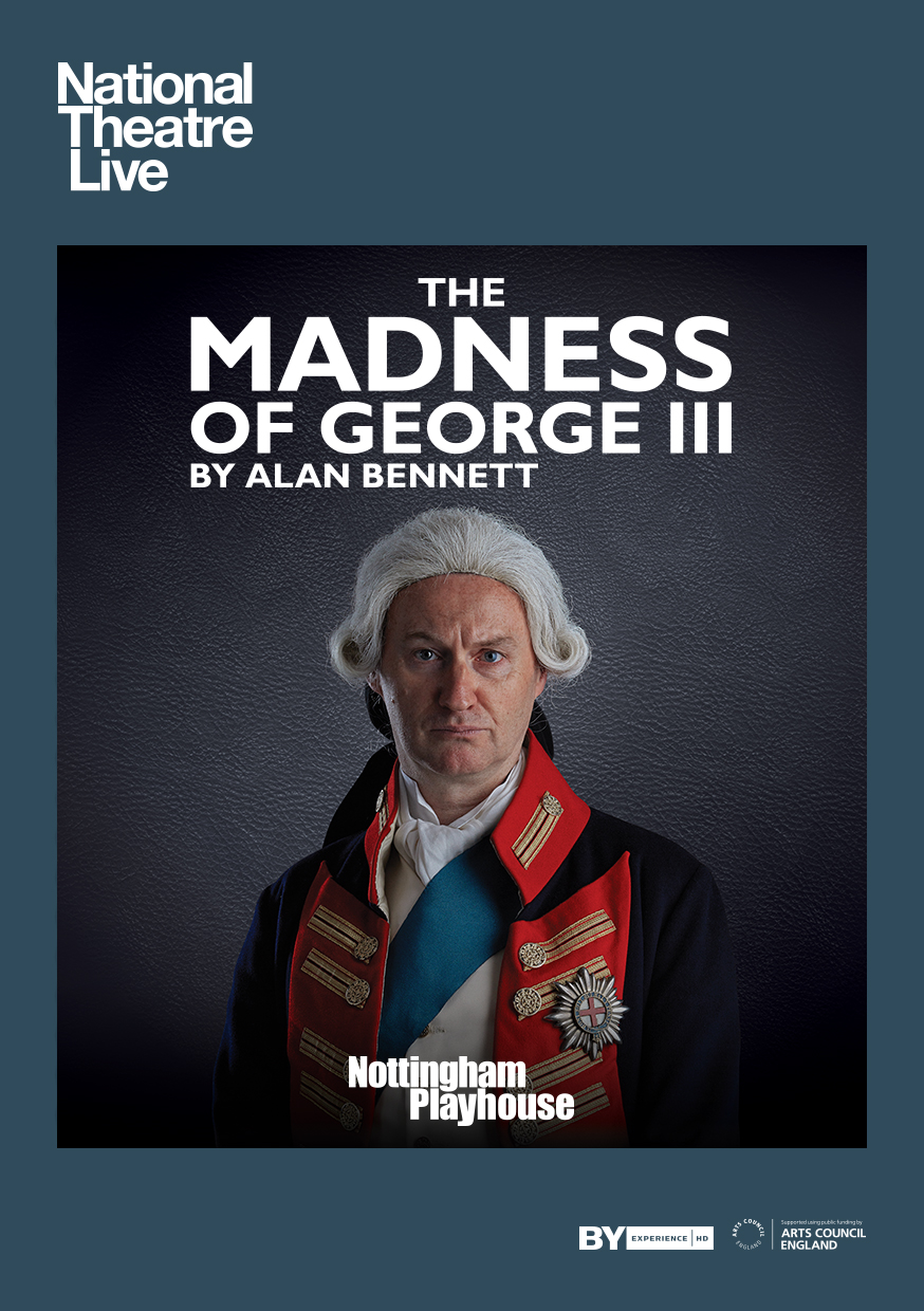 NTL: The Madness of George III movie poster