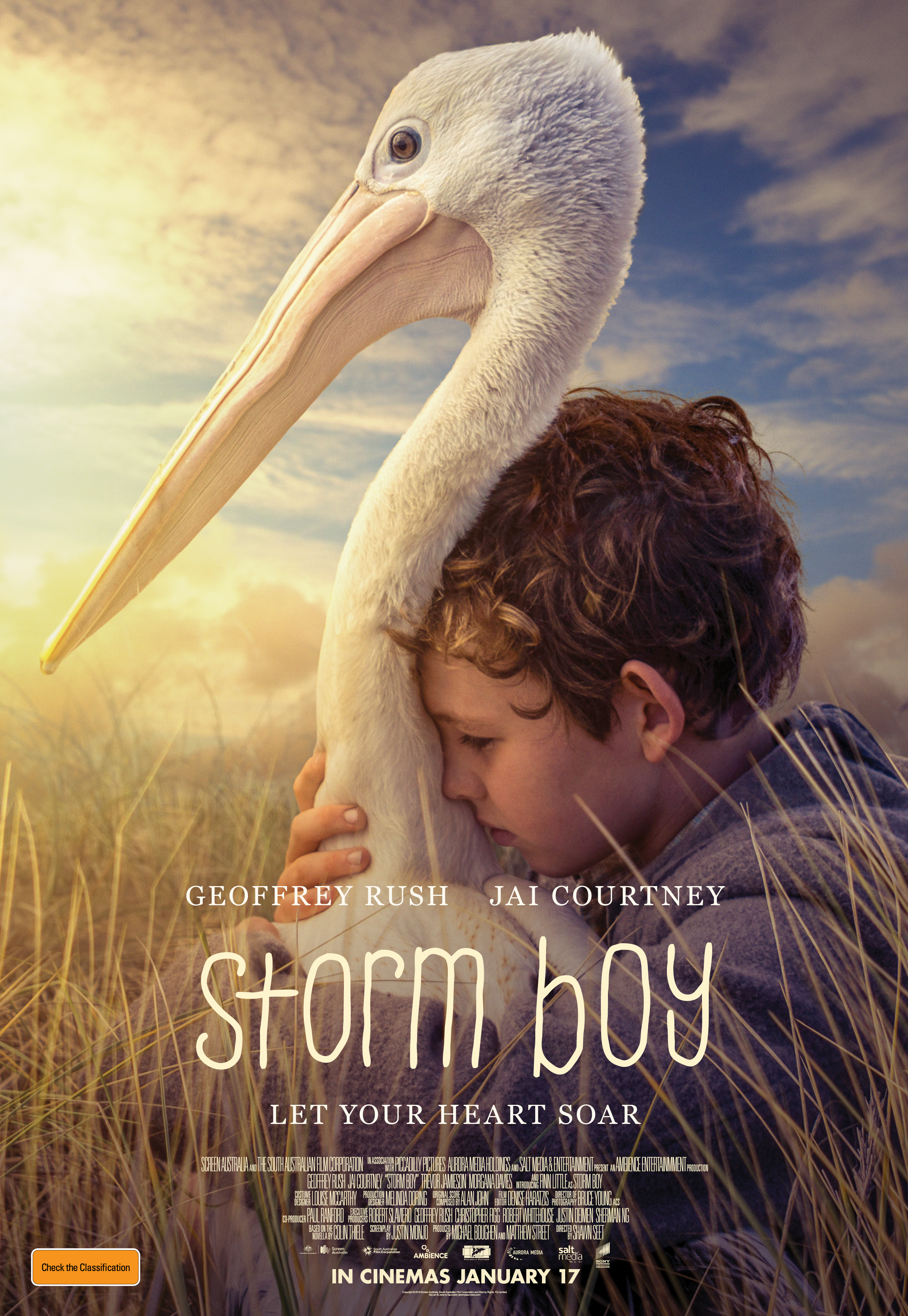 Storm Boy movie poster