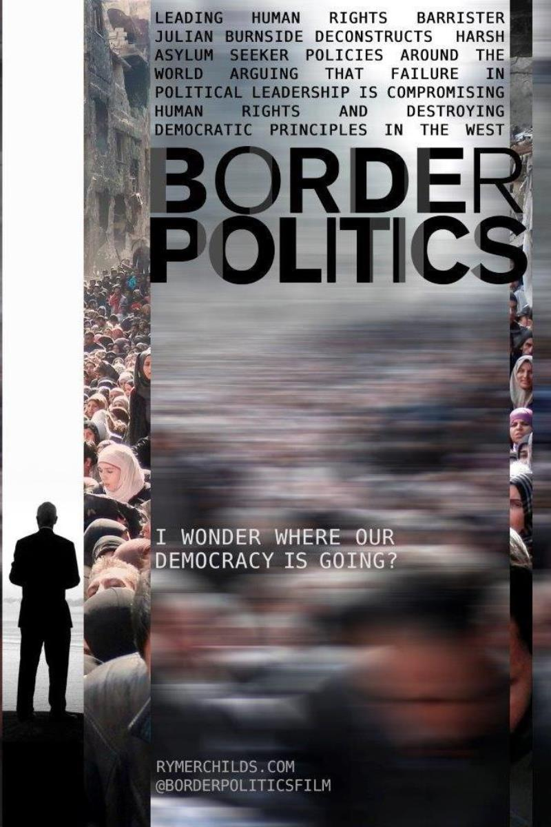 Border Politics Fundraiser Screening movie poster