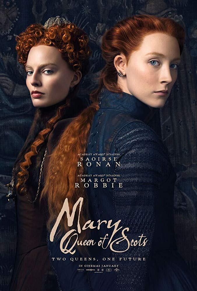 Mary Queen Of Scots Mount Vic Flicks