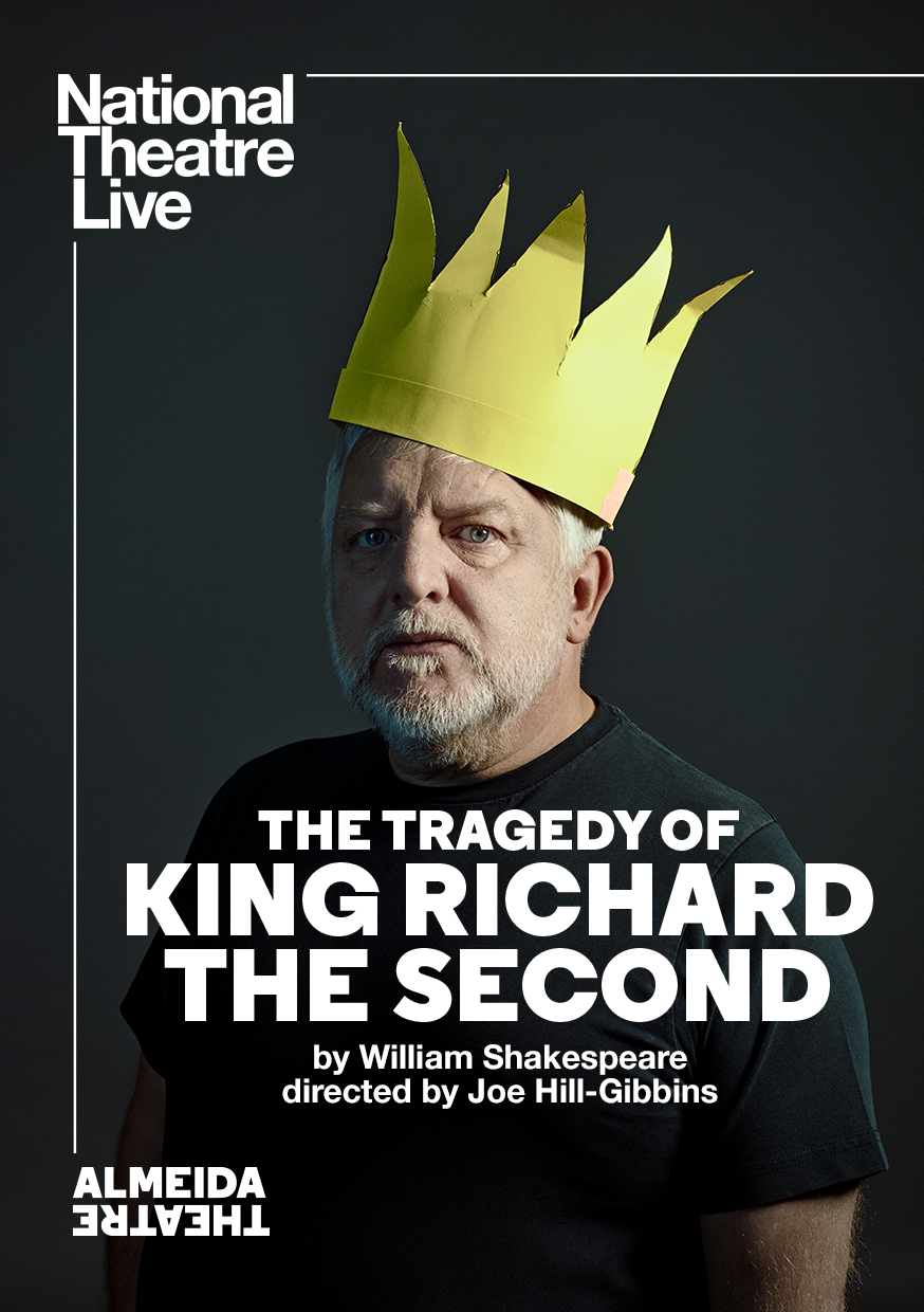 NTL: The Tragedy of King Richard the Second movie poster