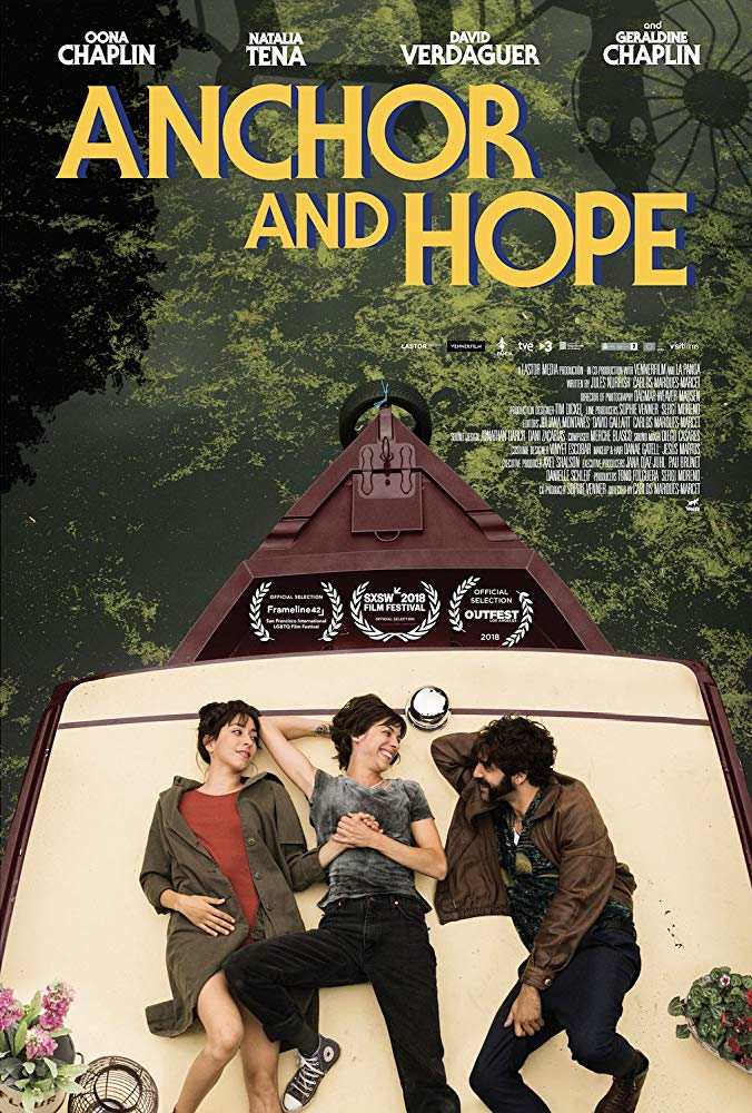 MGFF19: Anchor & Hope movie poster