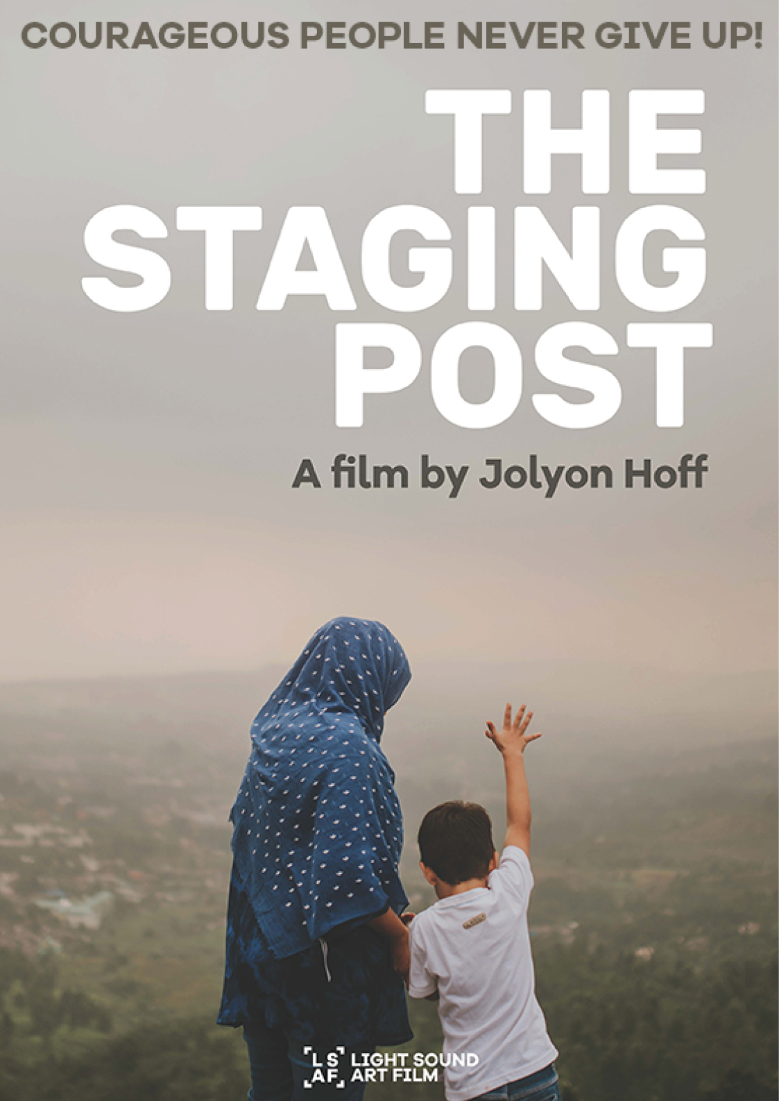 The Staging Post Q&A movie poster