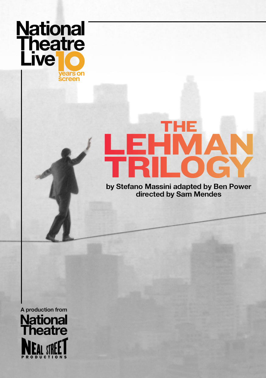 NTL: The Lehman Trilogy movie poster