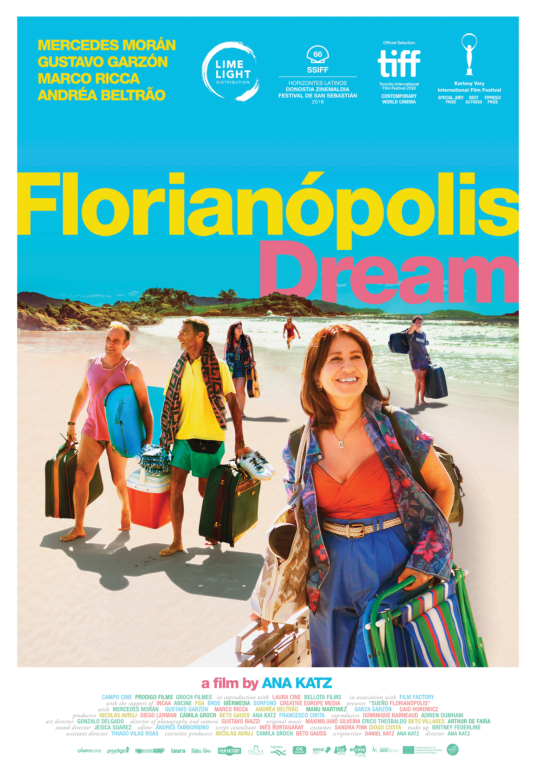 Florianópolis Dream movie poster