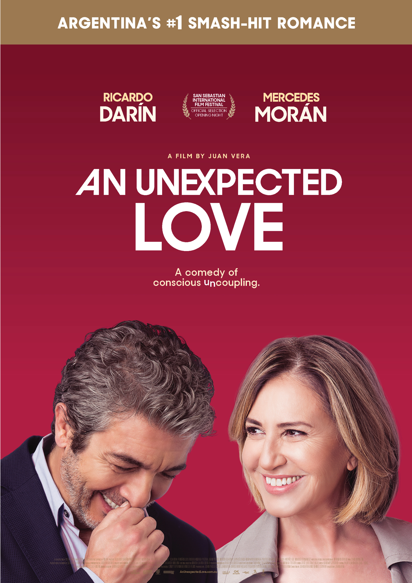 An Unexpected Love movie poster