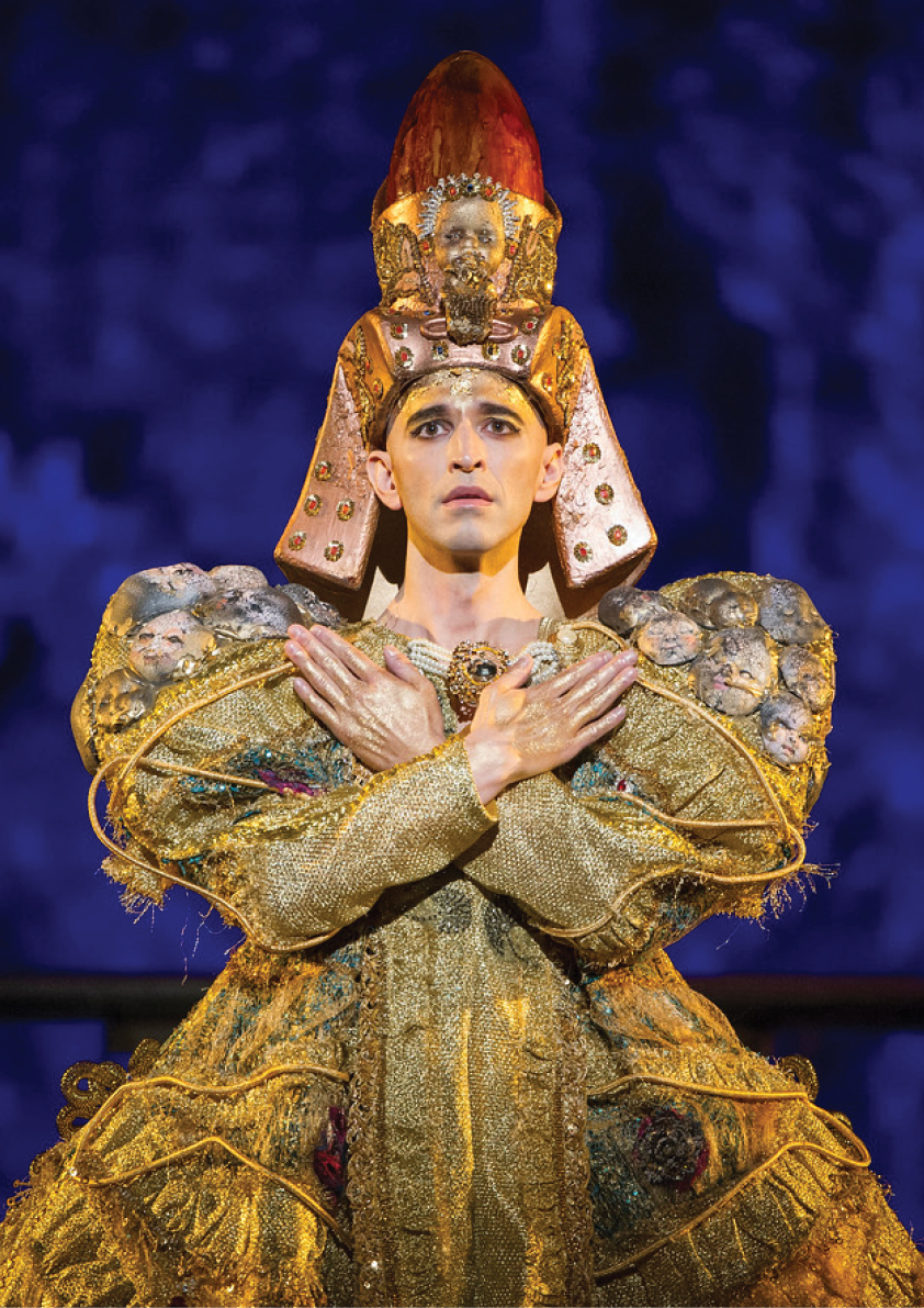 MET Opera: Akhnaten movie poster