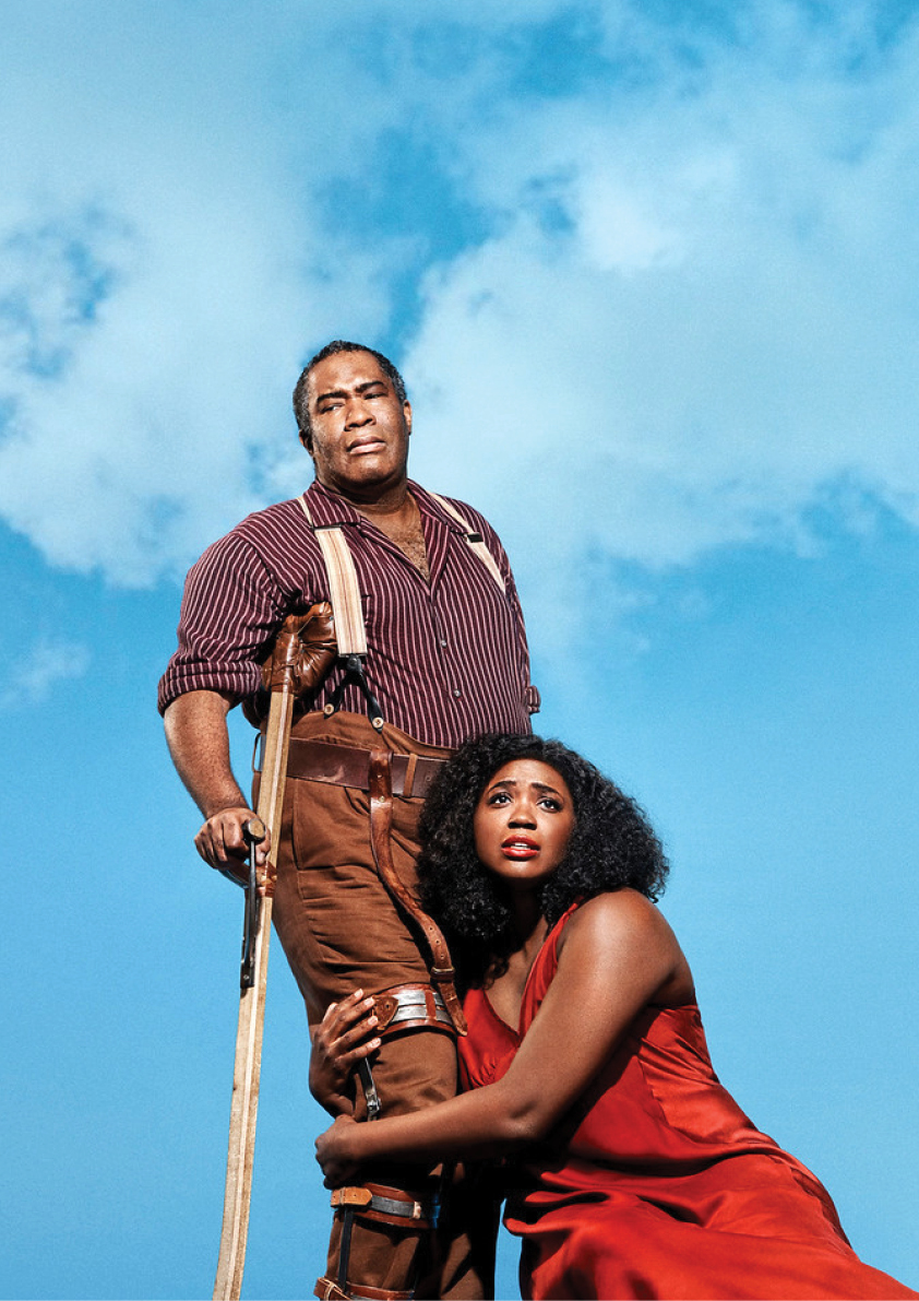 MET Opera: The Gershwins' Porgy and Bess movie poster