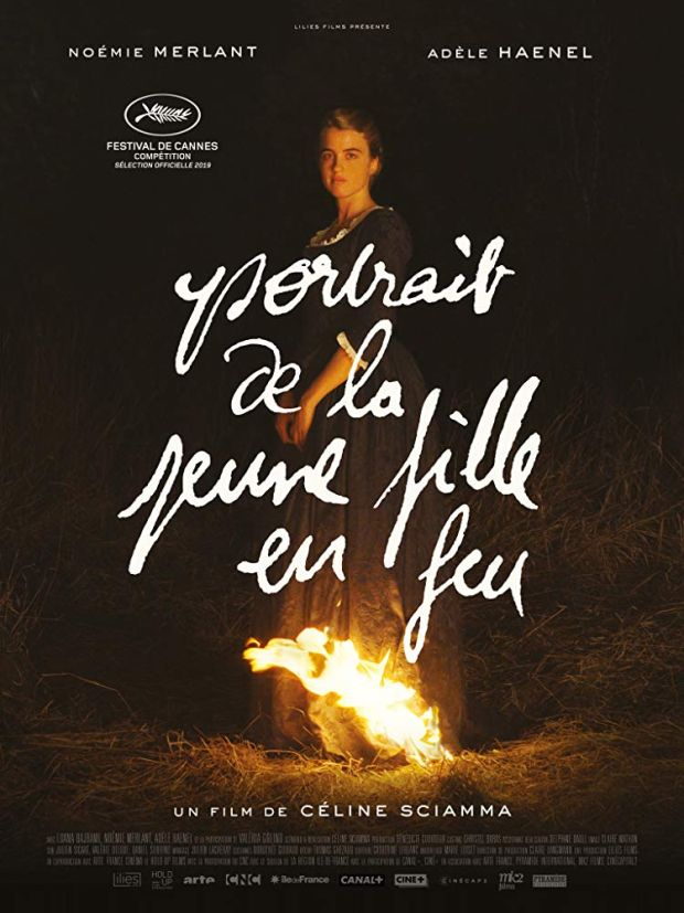 QSFF19: Portrait of a Lady on Fire movie poster