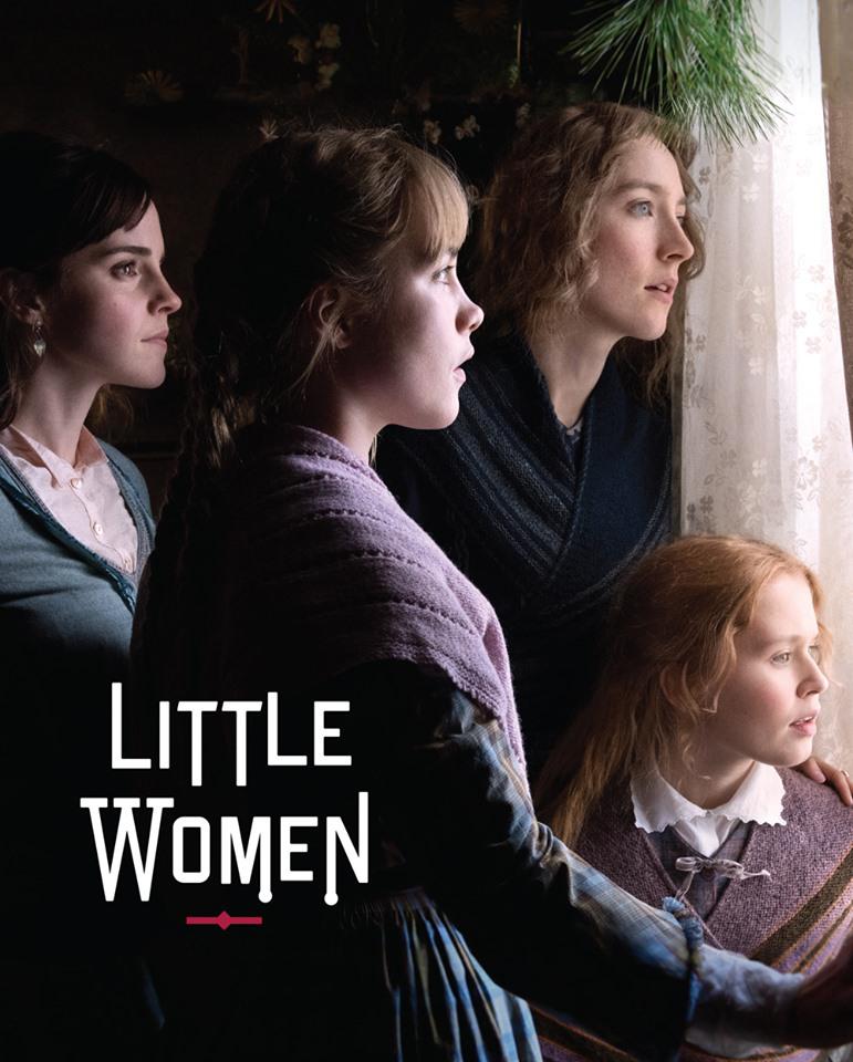 "Image result for little women 2019 movie poster"""