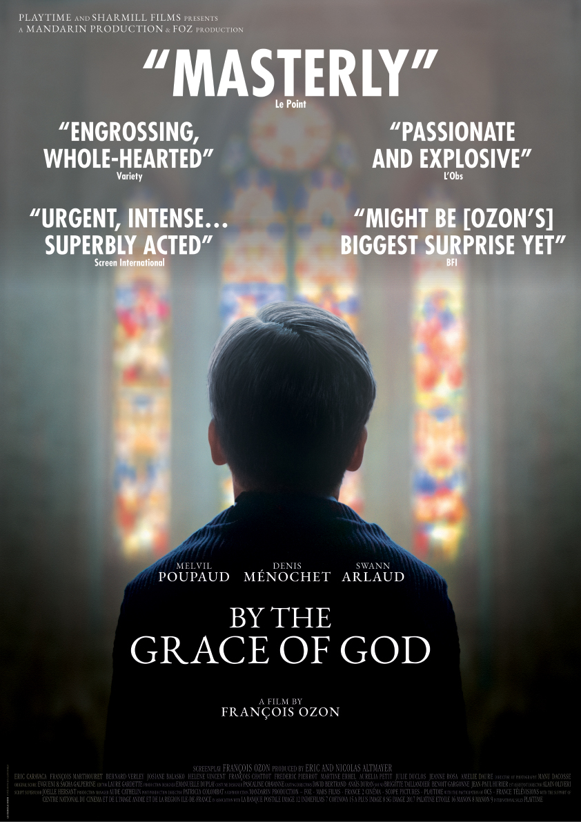 By the Grace of God movie poster