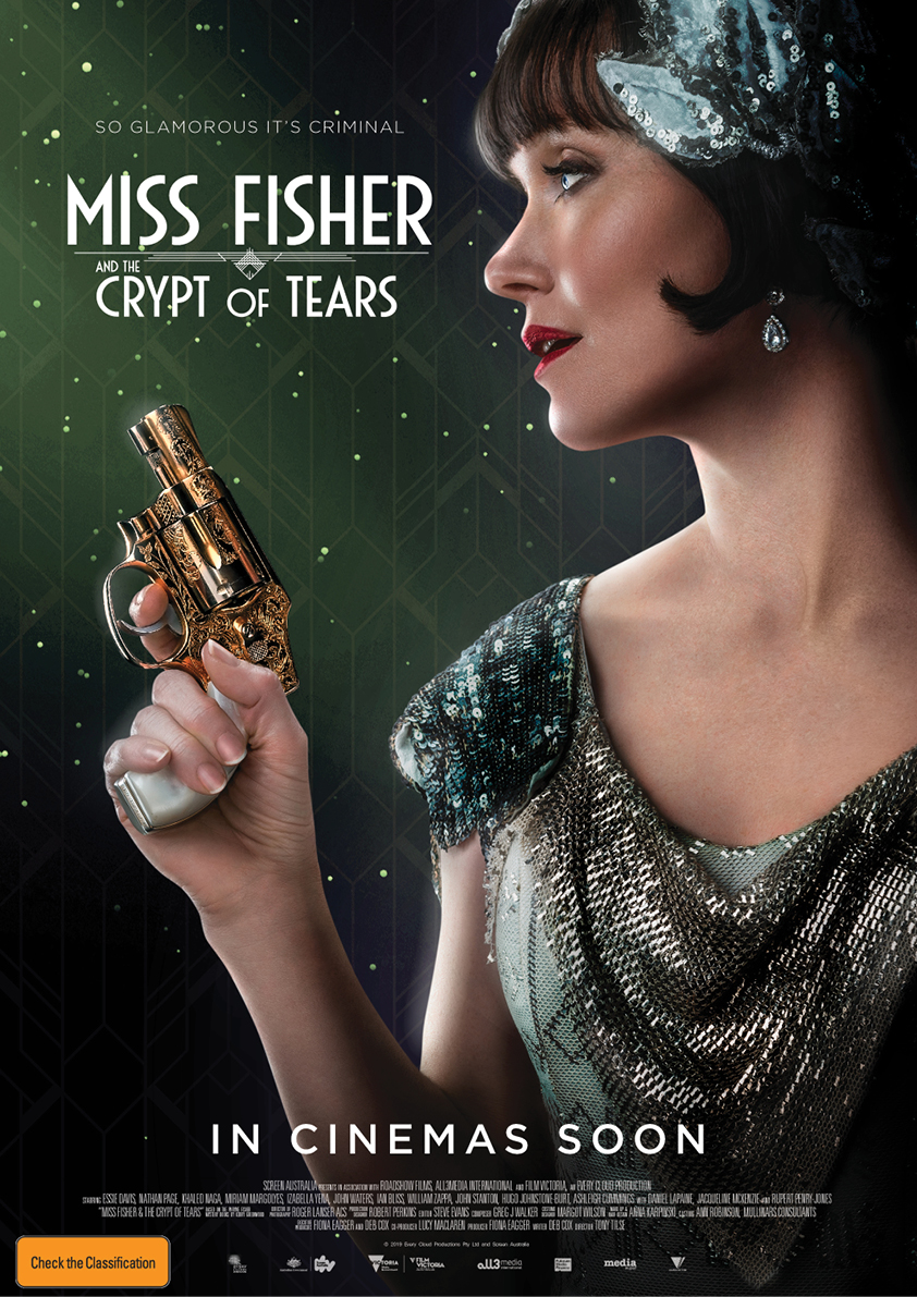 Miss Fisher and the Crypt of Tears movie poster