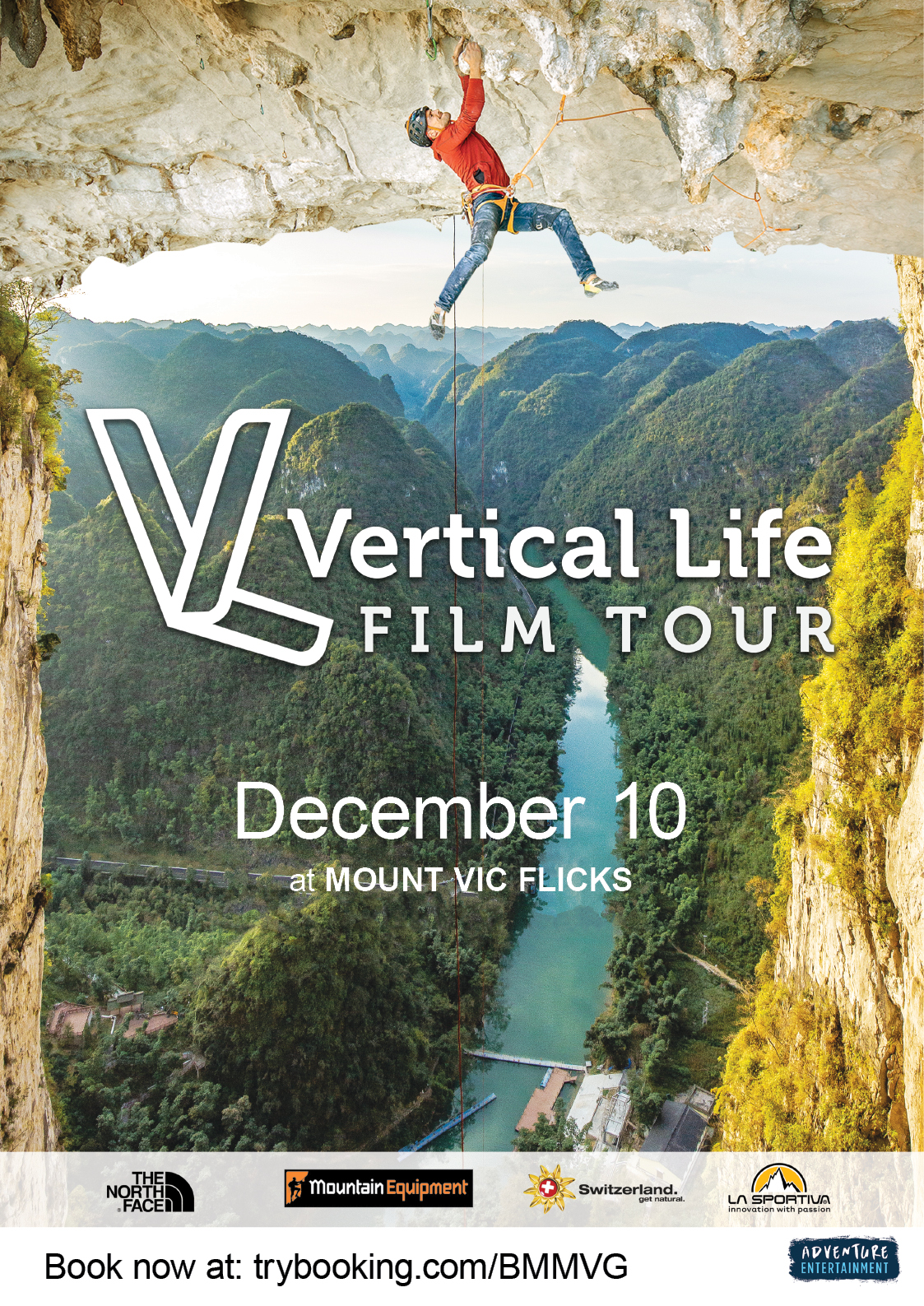 A Vertical Life Film Tour movie poster