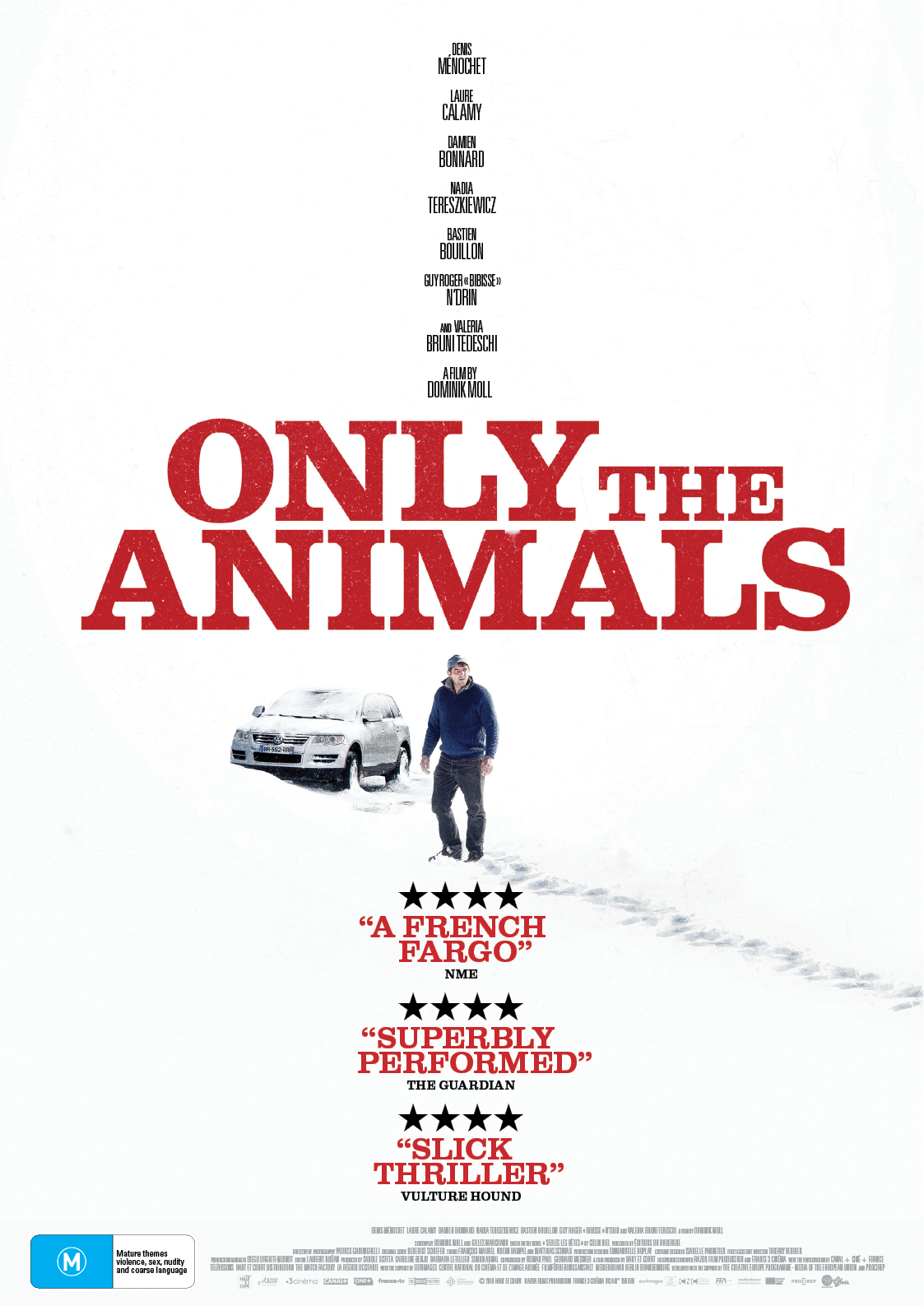 Only the Animals movie poster