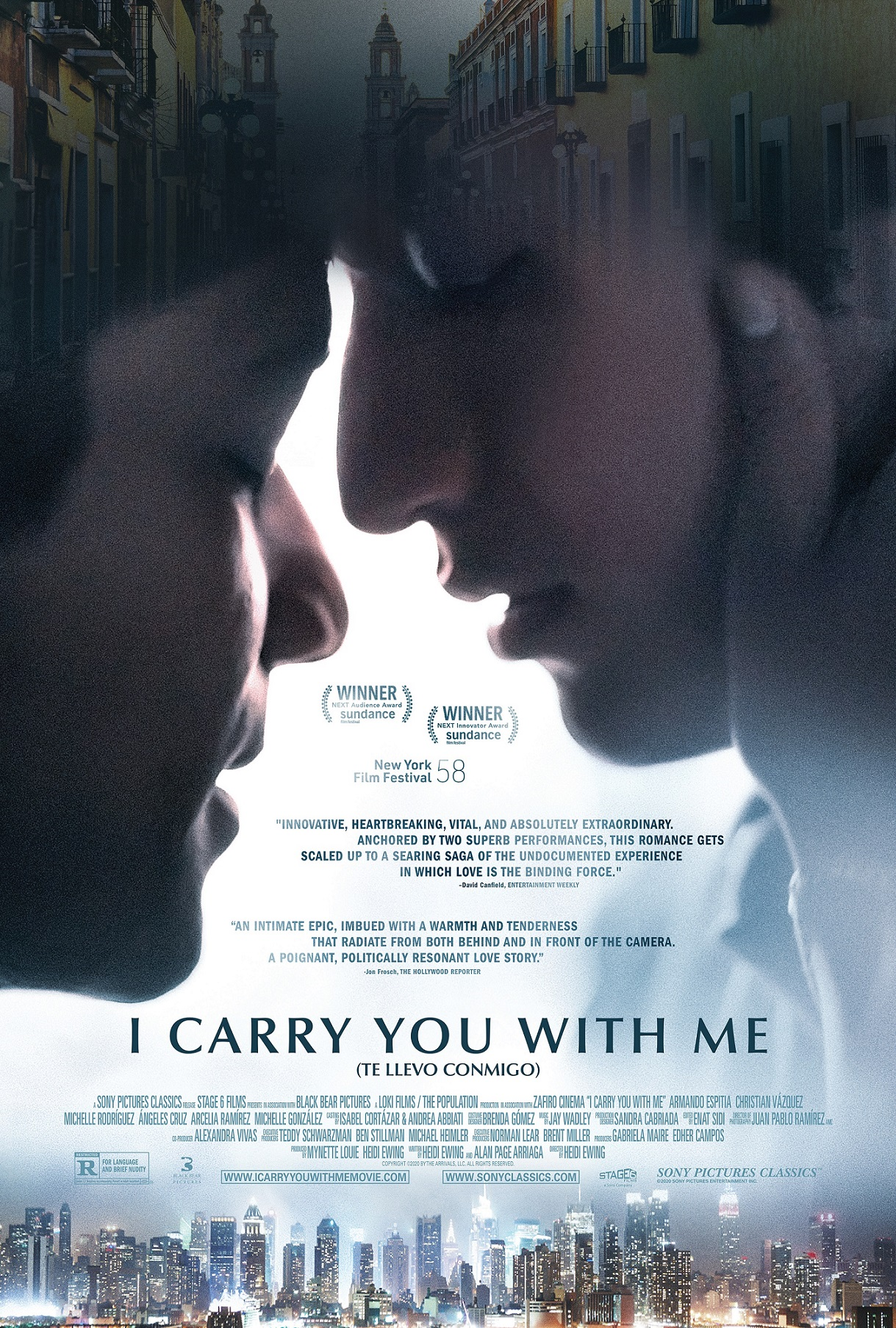 MGFF21: I Carry You with Me movie poster