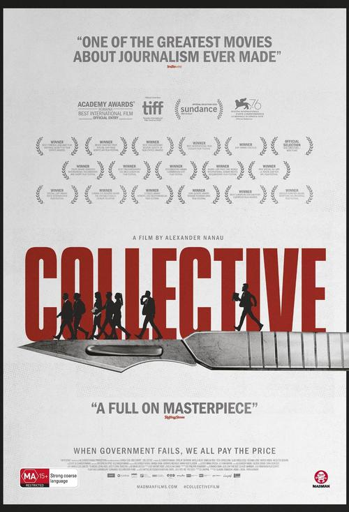 Collective movie poster